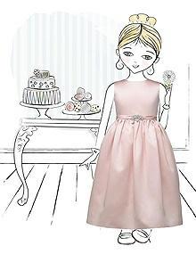 Flower Girl Dress FL4001
