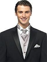 Silk Shantung Cravat