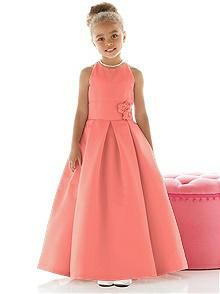 Flower Girl Dress FL4022