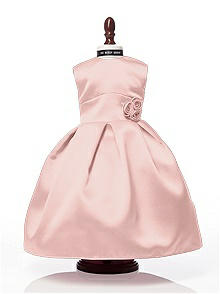 Doll dress to match style FL4022