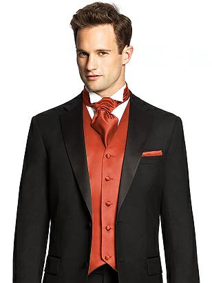 Custom Cravats in Duchess Satin http://www.dessy.com/accessories/mens-cravat/