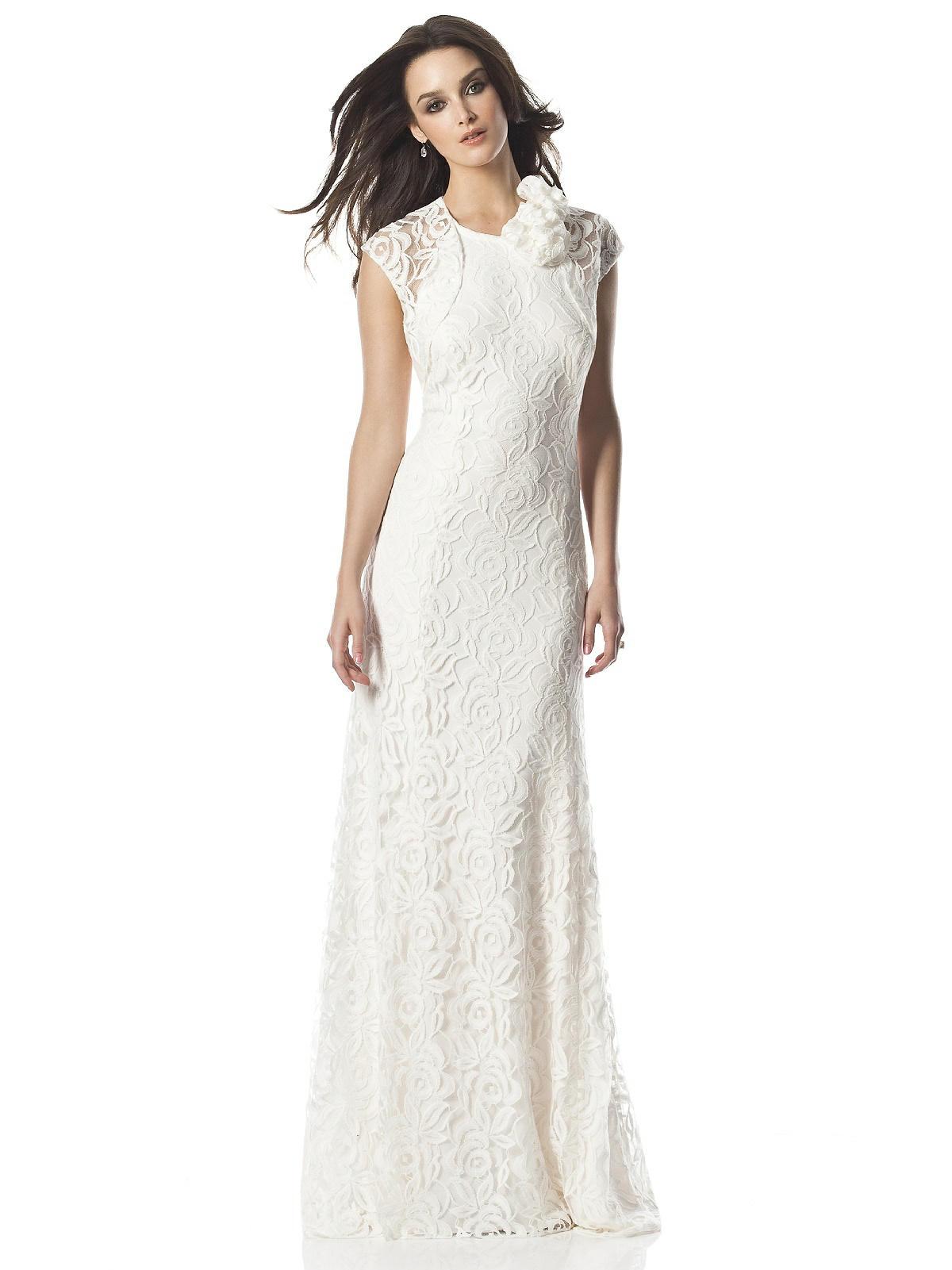 Кружевное Белое Платье Купить Длинное