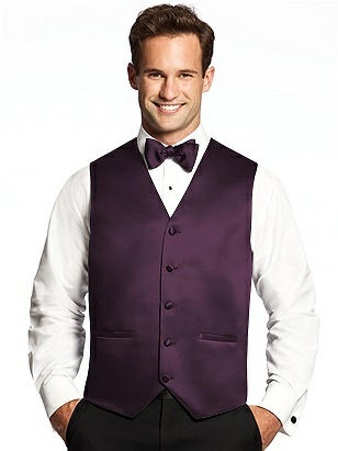 Tuxedo Vests in Custom Colors http://www.dessy.com/accessories/tuxedo-vest-custom-colors/