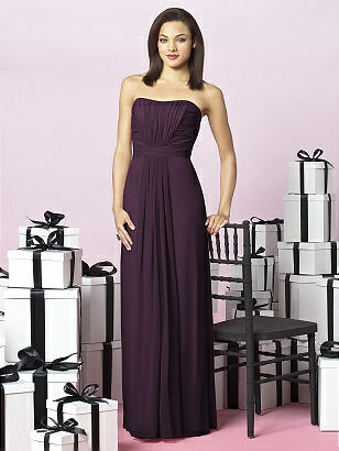 After Six Bridesmaids Style 6640 http://www.dessy.com/dresses/bridesmaid/6640/