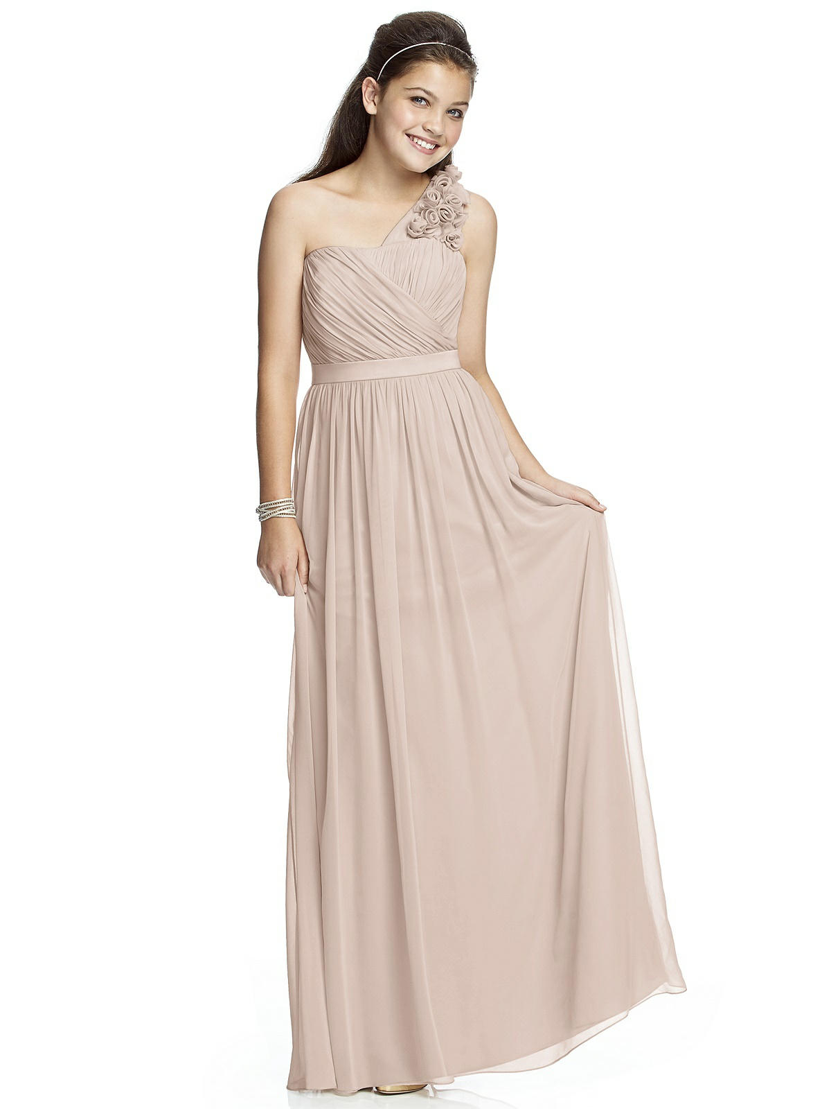 5 Kinds Of Junior Bridesmaid Dresses