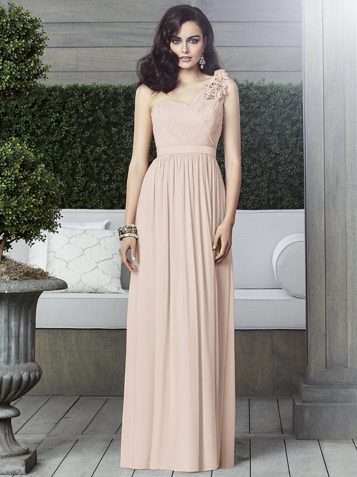 Dessy Collection Bridesmaid Dresses 74