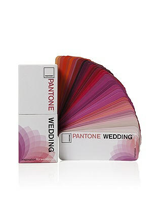PANTONE WEDDING™ 2014 Guides http://www.dessy.com/accessories/pantone-2014-guides/