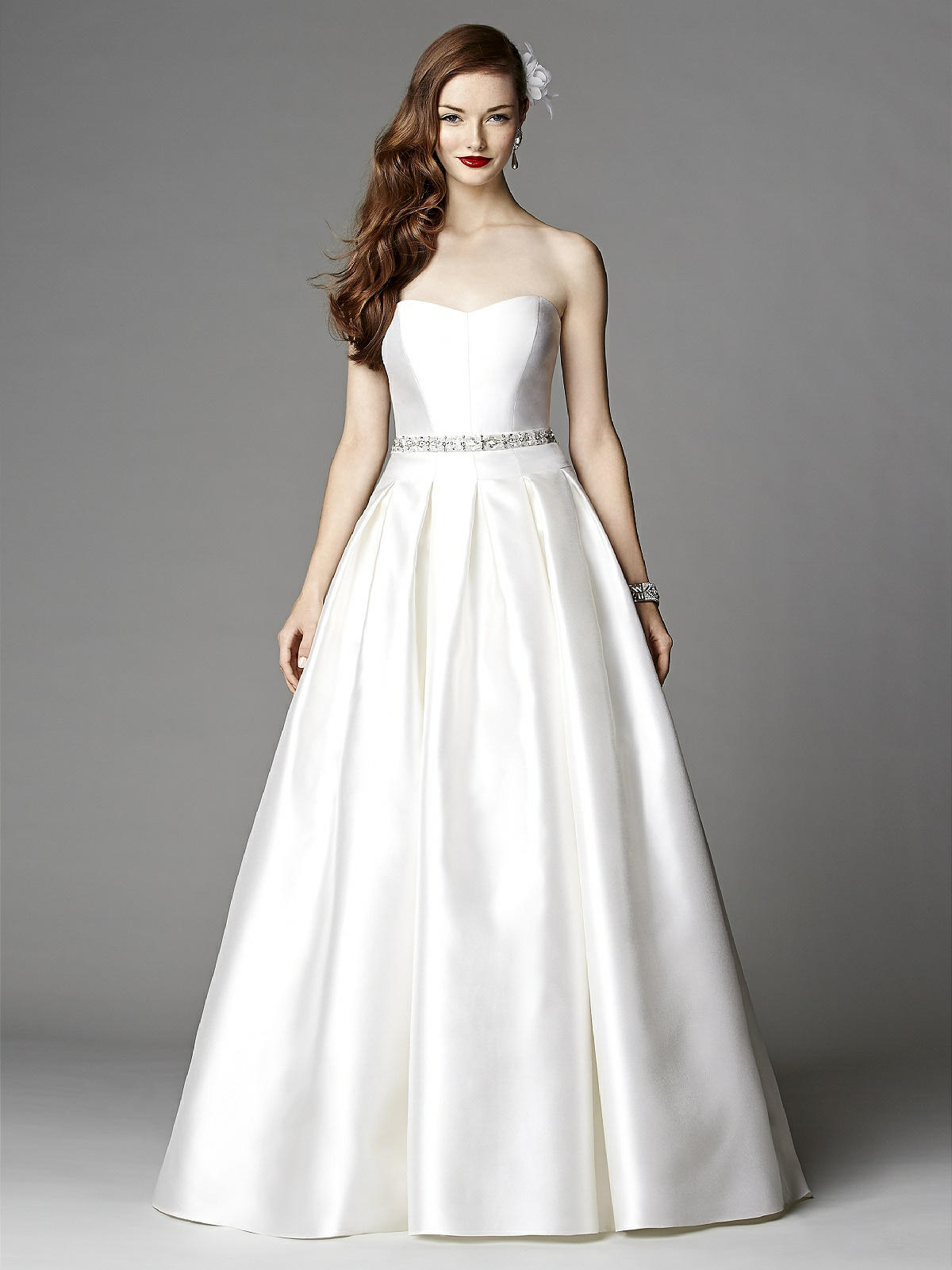 six wedding dress 1046