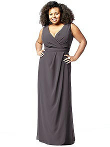 Lovelie Plus Size Bridesmaid Style 9009