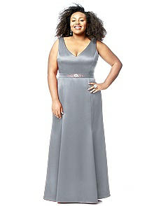 Lovelie Plus Size Bridesmaid Style 9011
