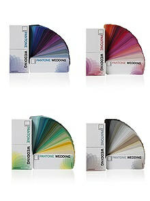 PANTONE WEDDING™ 2014 Guides (4 Pack)