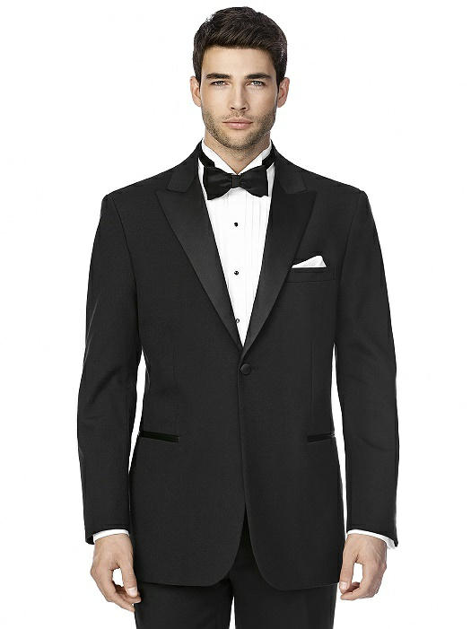 Peak Collar Tuxedo Jacket The Edward By After Six The