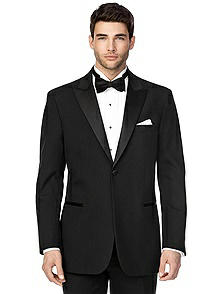 The Edward Peak Collar Tuxedo
