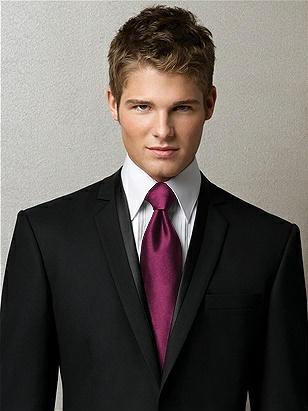 Men's Tuxedo Ties in Duchess Satin http://www.dessy.com/accessories/mens-neck-tie/