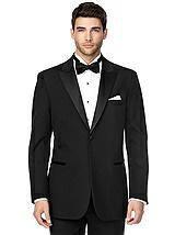 Peak Collar Tuxedo Jacket - The Edward
