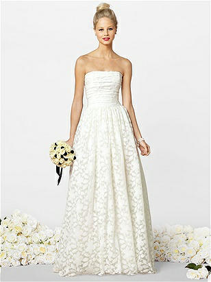 After Six Wedding Dress 1037 http://www.dessy.com/dresses/wedding/1037/