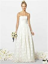 After Six Wedding Dress 1037