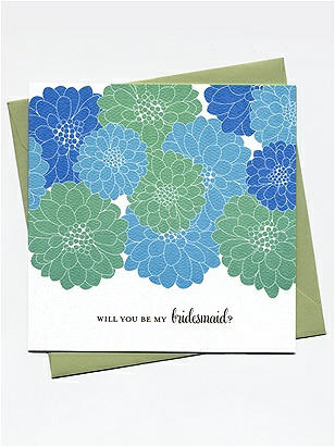 Will you be my bridesmaid? Cards - Cheerful Blossoms http://www.dessy.com/accessories/bridesmaid-cards-cheerful-blossoms/